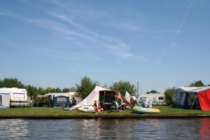 Camping It Wiid - Eernewoude