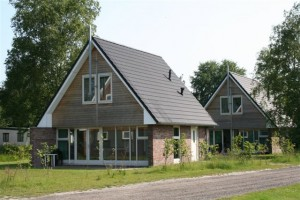 6 persoons bungalow in Friesland